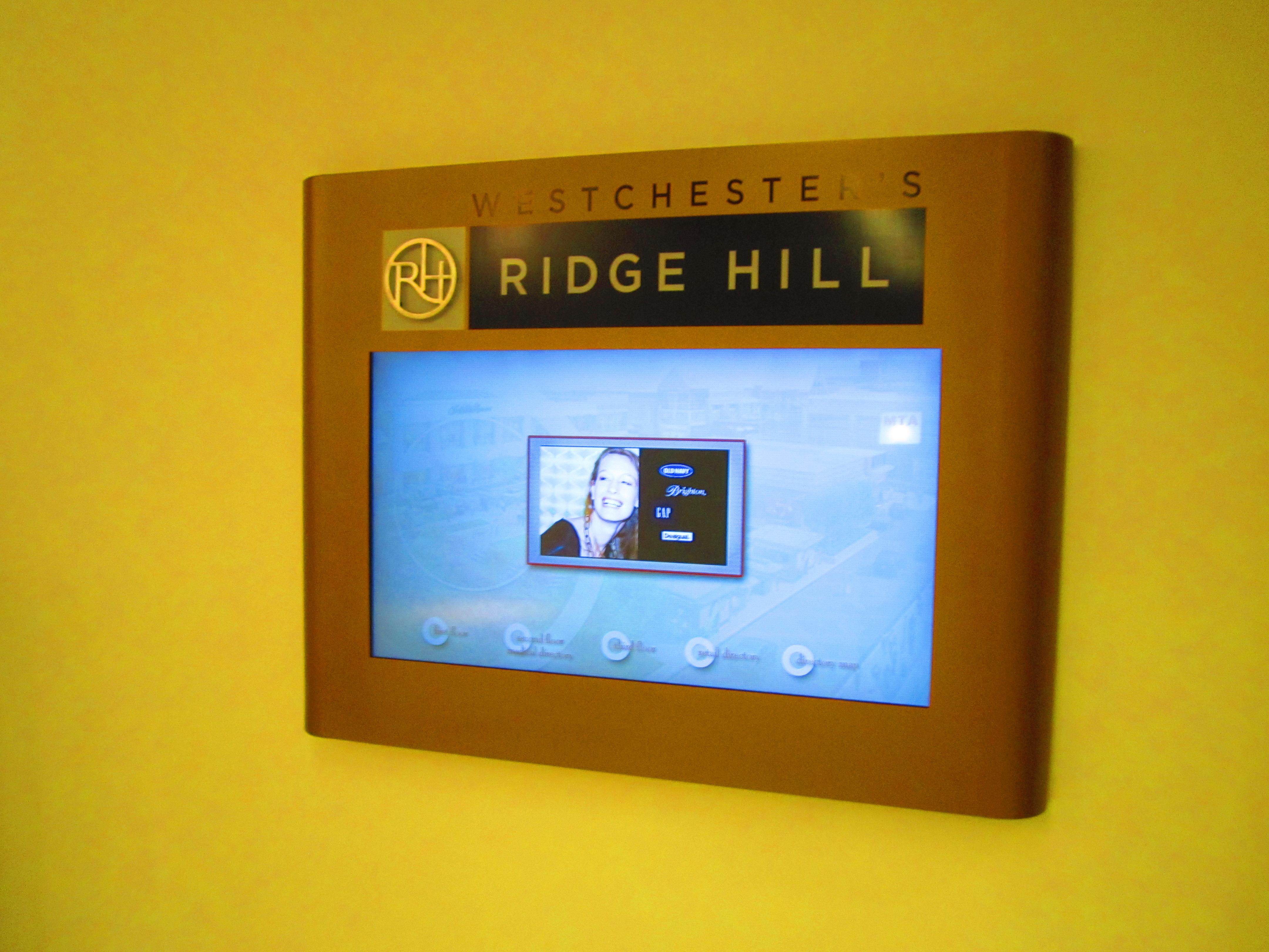 Ridge Hill Touch
